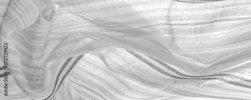 Texture, background, pattern, white stripes, cotton fabric, Mapudungun pontro poncho, blanket, woolen fabric - these are outerwear designed to keep the body warm Fototapeta