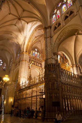 トレド大聖堂の装飾