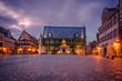 canvas print picture - Impressionen aus Quedlinburg