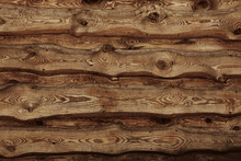 Background From Old Boards. Wo...
