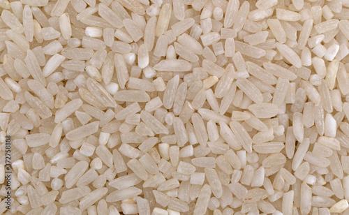 Fotografie, Obraz Close view of enriched long grain rice