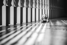 Child's Toy Left Behind