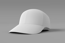 Cap Of Mock Up 3d Render For Product Design
