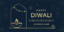 Happy Diwali Festival A Greeti...