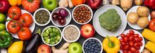 Healthy Eating Ingredients: Fr...