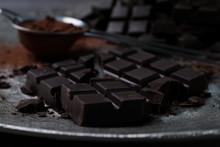 Delicious Dark Chocolate On Me...