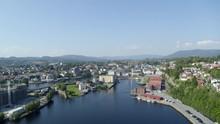 The South Norwegian City Skien