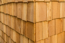 Holztäfellung An Hütte
