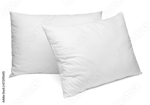 Fotografia, Obraz white pillow bedding sleep