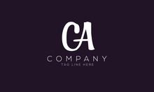Letter AC Logo Design Template...