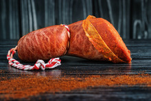 Sausage Typical From Majorca C...