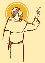Saint Francis Of Assisi And Th...