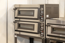 Dual Pizza Oven