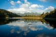 ニュージーランド、南島の美しいマセソン湖