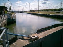 Albert Canal Lock
