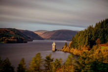 Lake Vyrnwy Is A Reservoir In ...
