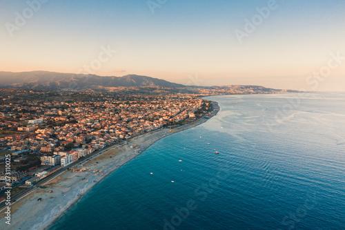 Fotografering Città di Siderno, aerea