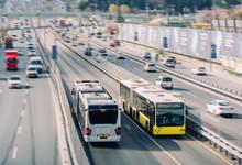 Bus Rapid Transit Or Metrobus ...