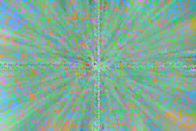 An Abstract Psychedelic Mosaic Background Image.