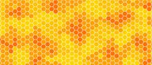 Honeycomb Pattern. Seamless Ge...