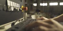 Factory Engineer Operating Hyd...