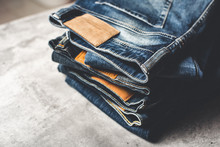 Many Blue Jeans