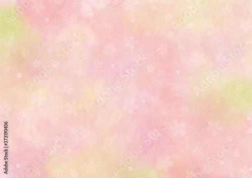 Fotografie, Obraz 春のさくら模様