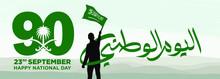 Saudi National Day. 90. 23rd S...