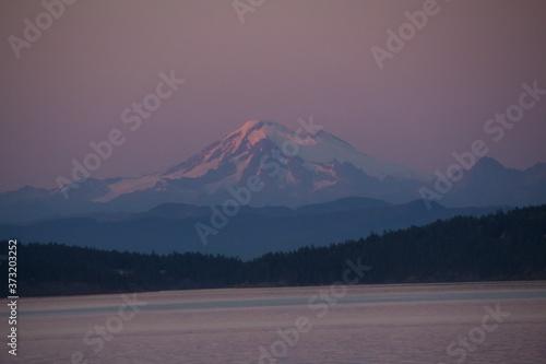 Obraz na plátně Mt Baker