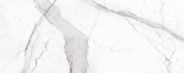 Statuario Marble Texture Background, Natural Carrara Marble Stone Background For Interior Abstract Home Decoration Used Ceramic Wall Floor And Granite Tiles Surface