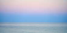 Horizon Of Blue Sea And Sky