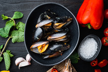 Traditional Corsican Mussel In...