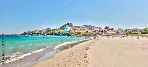 Fototapeta Cape Finisterre, Galicia, Spain