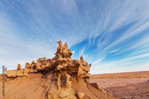 Fotografie, Obraz Fantasy canyon