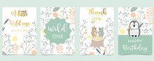 Collection Of Pink Boho Cards ...