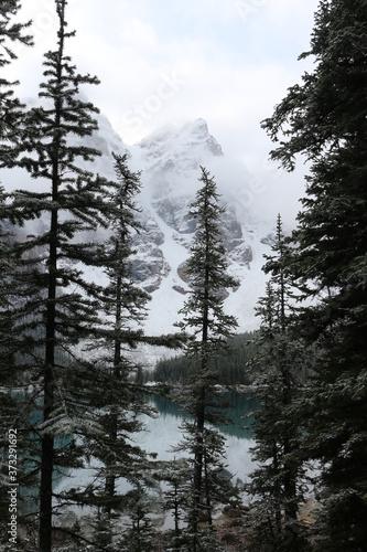 Moraine Lake - Albert Canada Canvas Print