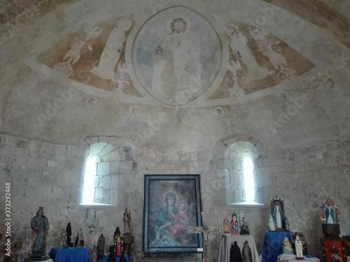 Slika na platnu Kościół