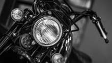 Motorcycle Headlamp Light
