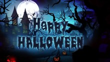 "Vidéo Sur ""Happy Halloween"" E..."