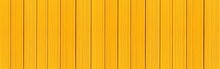 Panorama Of Wood Plank Yellow ...