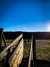 Corral Colorado Fence Old Coun...