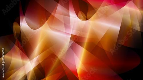 Fotografia カラフルで輝きがある抽象的なテクスチャ