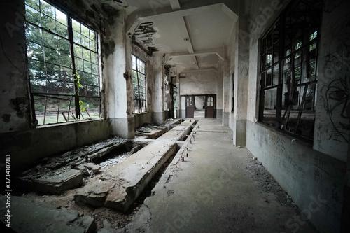 Photo 大久野島 廃墟