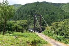 七間飛吊橋