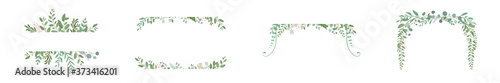 Fotografie, Obraz 葉 植物 新緑 緑 フレーム