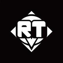 RT Logo Monogram With Circle S...
