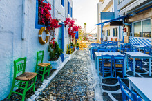 Beautiful Street View In Kos I...