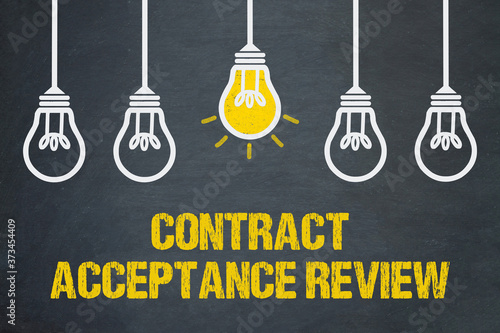 Canvastavla Contract Acceptance Review