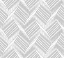 Seamless Thin Linear Pattern. ...
