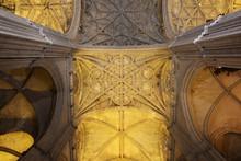 Kathedrale Von Sevilla Ist Die Größte Gotische Kirche Der Welt